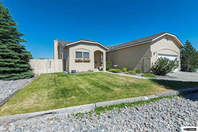 3918 Snow Valley Dr., Reno, NV 89508 (MLS #170009257) :: Marshall Realty