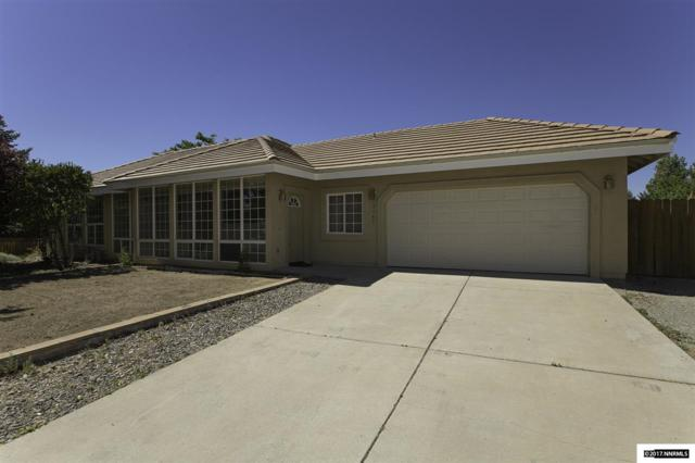9345 Ogden Trail Dr, Sparks, NV 89441 (MLS #170009281) :: The Mike Wood Team