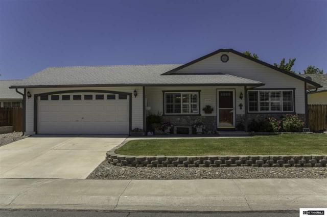 2514 Rockbridge Cr, Carson City, NV 89706 (MLS #170009298) :: The Mike Wood Team