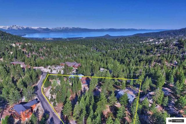 665 Bonnie Court Lots # 11, 12 A, Stateline, NV 89449 (MLS #170009640) :: RE/MAX Realty Affiliates