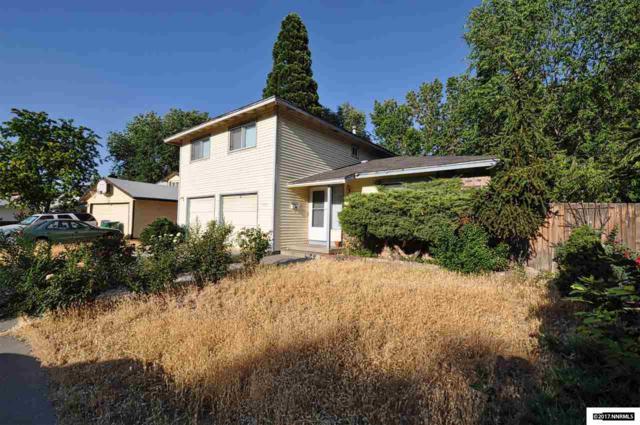 7280 Gemstone Drive, Reno, NV 89511 (MLS #170010193) :: Marshall Realty