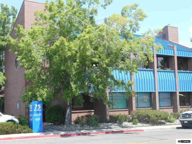 75 Mt. Rose St., Reno, NV 89509 (MLS #170011693) :: The Mike Wood Team