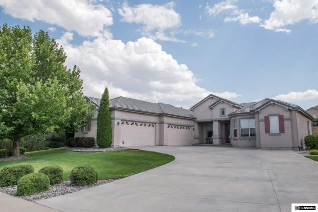 222 Snow Creek Ct., Reno, NV 89511 (MLS #170011896) :: The Mike Wood Team