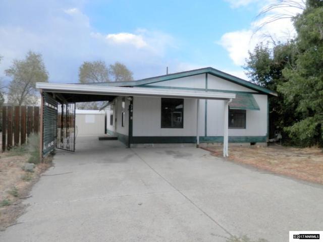 370 Sugar Hill Dr, Sun Valley, NV 89433 (MLS #170011907) :: Marshall Realty