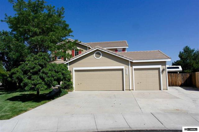 3030 Tagus Ct, Sparks, NV 89436 (MLS #170012026) :: The Mike Wood Team