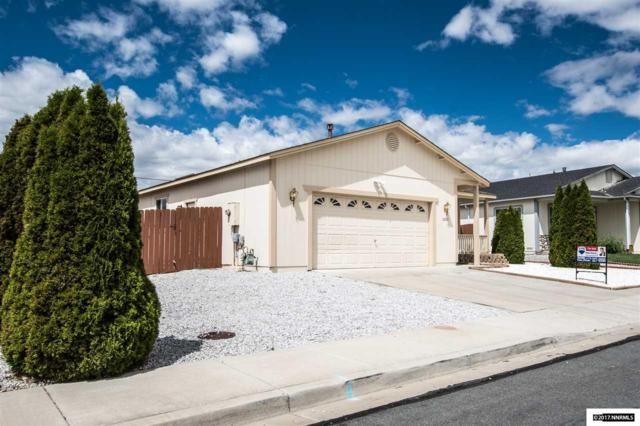 6909 Brahms Drive, Sun Valley, NV 89433 (MLS #170012049) :: Marshall Realty