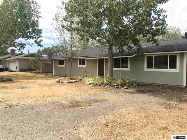 860 Arrowhead Dr, Gardnerville, NV 89460 (MLS #170012112) :: Marshall Realty