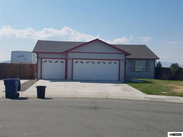 927 Short-Cut Lane, Fernley, NV 89408 (MLS #170012210) :: Marshall Realty