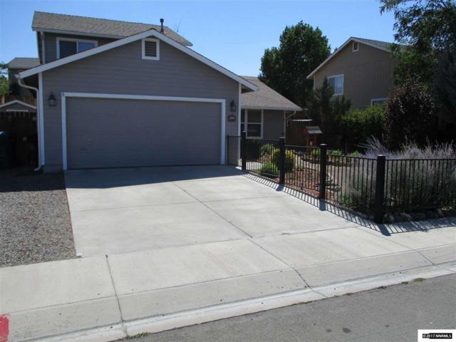 134 Desert Springs, Fernley, NV 89408 (MLS #170012235) :: Marshall Realty