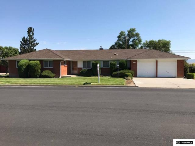 1513 Circle Dr, Gardnerville, NV 89410 (MLS #170012279) :: RE/MAX Realty Affiliates