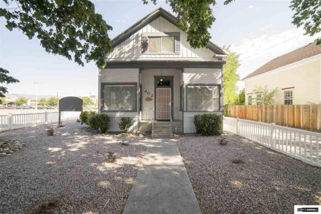 402 E Telegraph St, Carson City, NV 89701 (MLS #170012341) :: RE/MAX Realty Affiliates