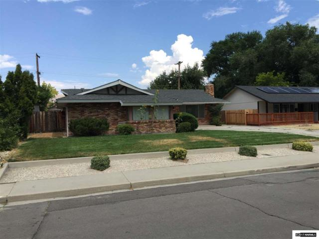 504 W Long St, Carson City, NV 89703 (MLS #170012352) :: RE/MAX Realty Affiliates
