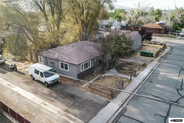 335 20th Street, Sparks, NV 89431 (MLS #170012357) :: Ferrari-Lund Real Estate