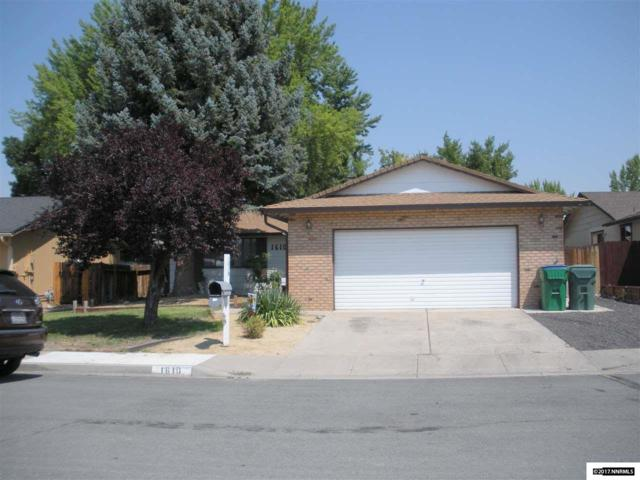 1610 Hamilton Dr., Sparks, NV 89434 (MLS #170012379) :: Ferrari-Lund Real Estate