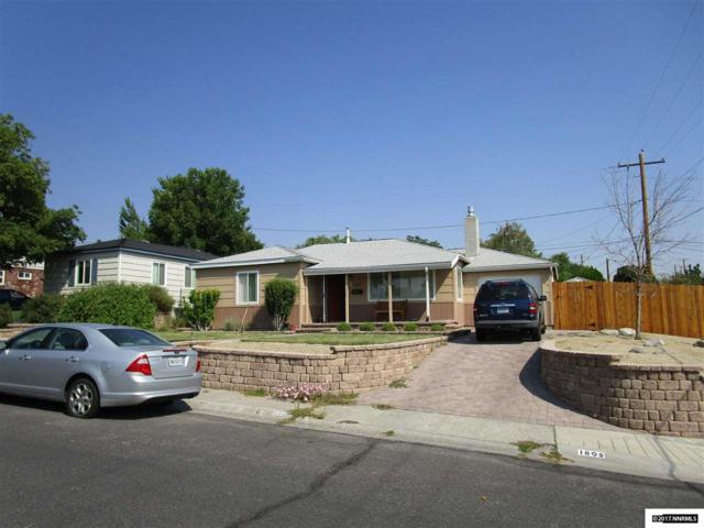 1805 Simpson Avenue, Reno, NV 89503 (MLS #170012396) :: Ferrari-Lund Real Estate