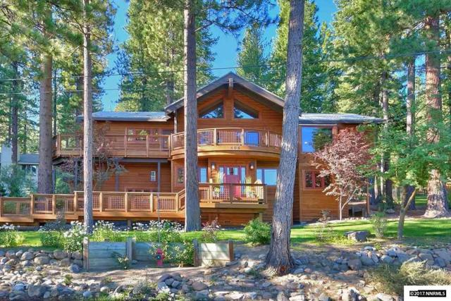 606 Lakeshore Blvd, Incline Village, NV 89451 (MLS #170012511) :: Mike and Alena Smith | RE/MAX Realty Affiliates Reno