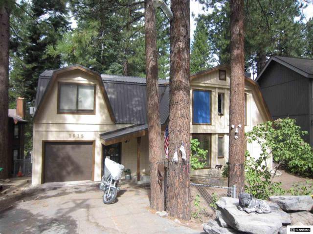 1015 Tomahawk Trl, Incline Village, NV 89451 (MLS #170012556) :: Mike and Alena Smith | RE/MAX Realty Affiliates Reno