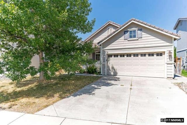 7490 S Florentine Drive, Sparks, NV 89436 (MLS #170012753) :: Chase International Real Estate
