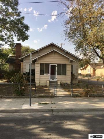 445 W Center Street, Fallon, NV 89406 (MLS #170013110) :: RE/MAX Realty Affiliates