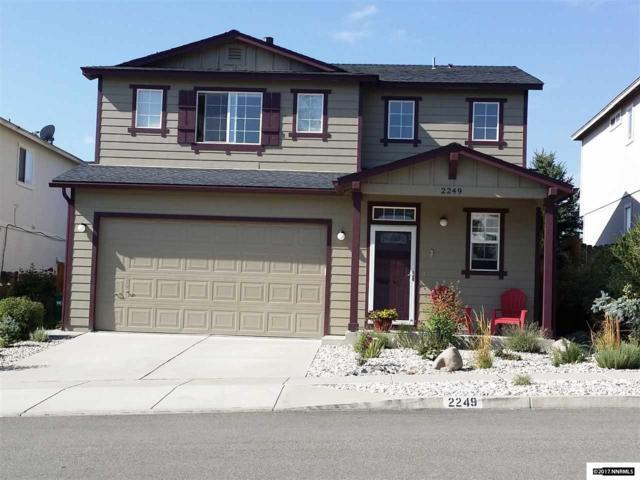 2249 Sapphire Ridge Way, Reno, NV 89523 (MLS #170013599) :: Mike and Alena Smith | RE/MAX Realty Affiliates Reno