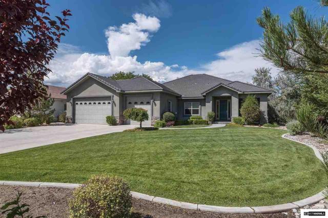4151 W Hidden Valley Drive, Reno, NV 89502 (MLS #170013799) :: Joshua Fink Group