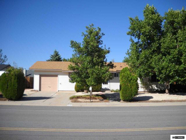 838 Bluerock Rd, Gardnerville, NV 89460 (MLS #170013810) :: Chase International Real Estate