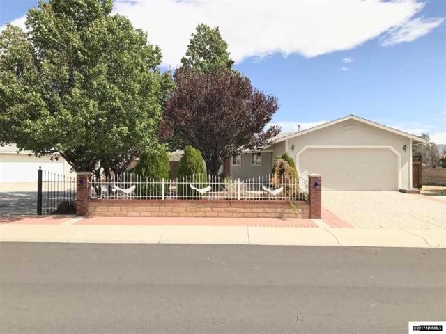 348 Occidental Dr, Dayton, NV 89403 (MLS #170013823) :: Chase International Real Estate