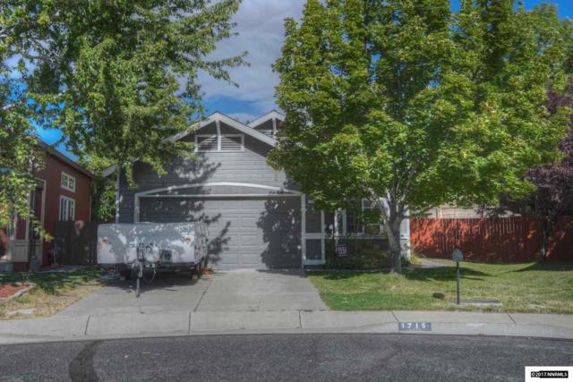 1715 Cassandra Court, Reno, NV 89523 (MLS #170013846) :: Mike and Alena Smith | RE/MAX Realty Affiliates Reno