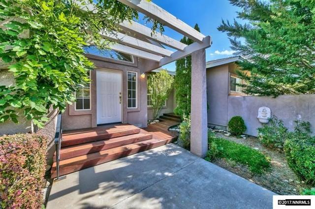 214 Sierra Shadows Lane, Gardnerville, NV 89460 (MLS #170013876) :: Chase International Real Estate