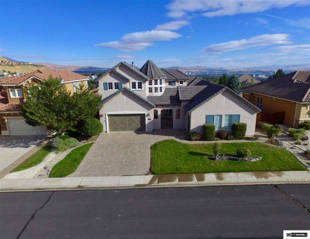 2541 Rampart Terrace, Reno, NV 89519 (MLS #170013883) :: Mike and Alena Smith   RE/MAX Realty Affiliates Reno