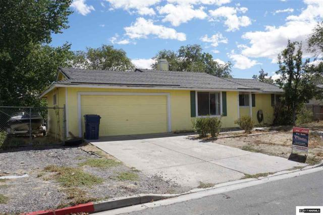 375 Maple Street, Fernley, NV 89408 (MLS #170013928) :: Chase International Real Estate