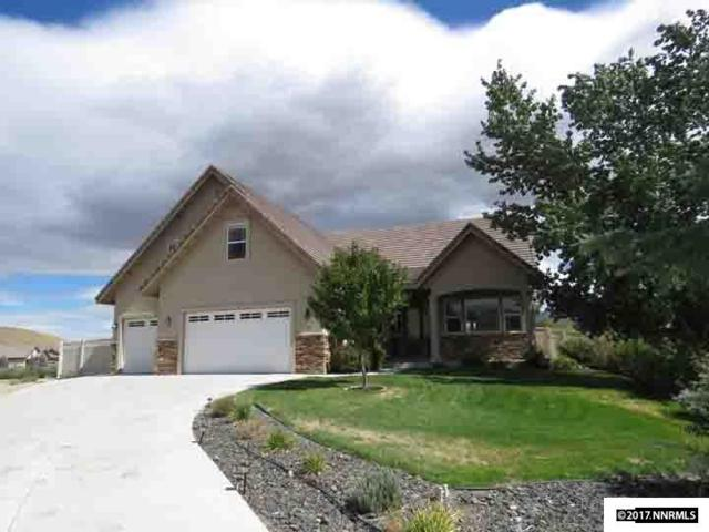 314 San Roma Dr, Dayton, NV 89403 (MLS #170013960) :: Chase International Real Estate