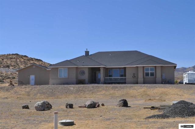 1165 Sage St, Fernley, NV 89408 (MLS #170013967) :: Chase International Real Estate