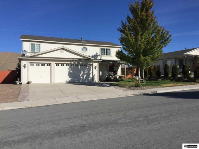 17421 Desert Lake Drive, Reno, NV 89508 (MLS #170013976) :: Chase International Real Estate