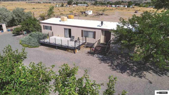 418 V&T Way, Dayton, NV 89403 (MLS #170013983) :: Chase International Real Estate