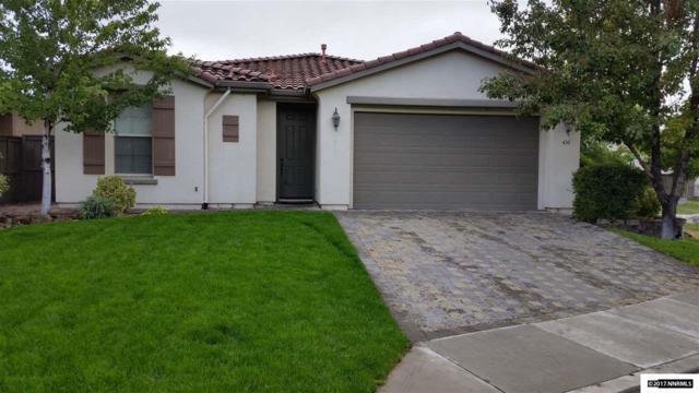 430 Dartmoor Ct, Reno, NV 89521 (MLS #170014006) :: Mike and Alena Smith | RE/MAX Realty Affiliates Reno
