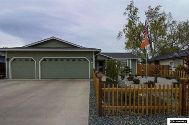 490 Shadow, Fernley, NV 89408 (MLS #170014022) :: Chase International Real Estate