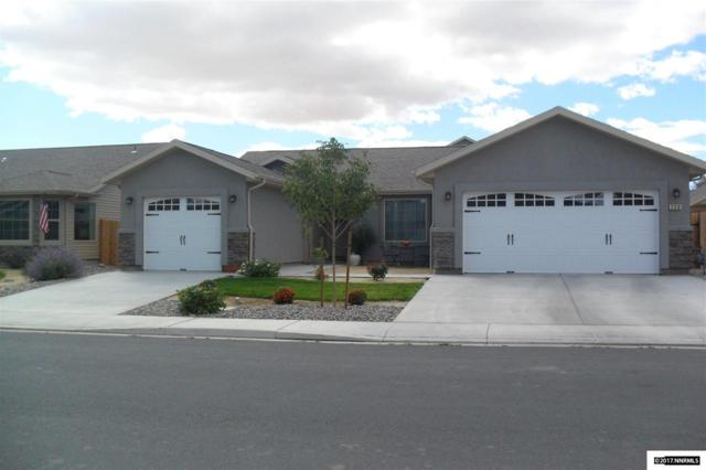 229 Heather Lane, Fernley, NV 89408 (MLS #170014023) :: Chase International Real Estate