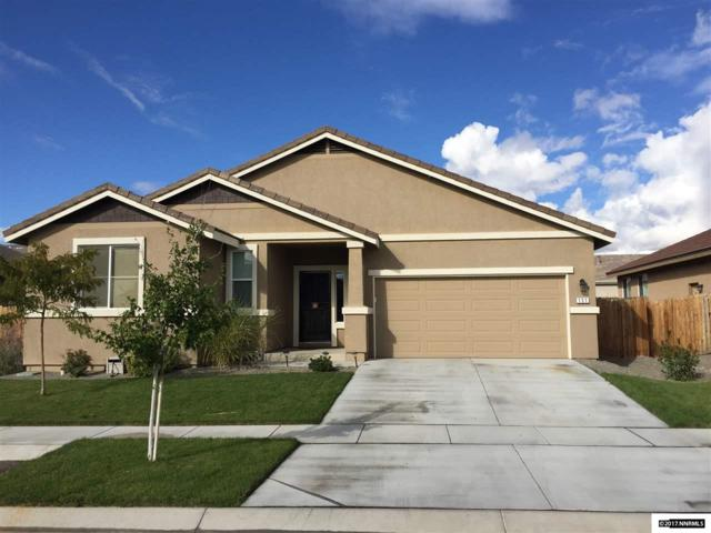 131 Catlin St, Dayton, NV 89403 (MLS #170014054) :: Chase International Real Estate
