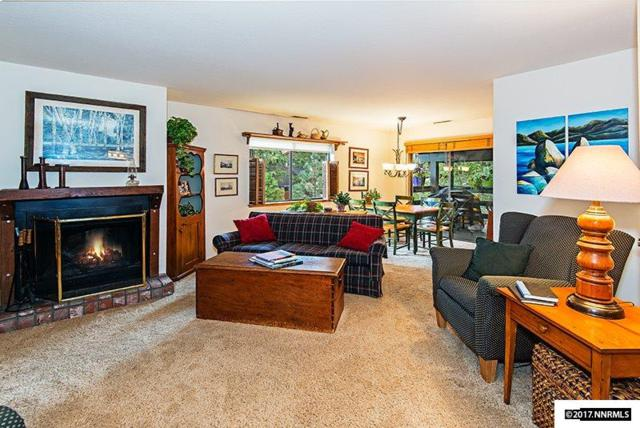210 Lark Ct C, Incline Village, NV 89451 (MLS #170014086) :: Chase International Real Estate