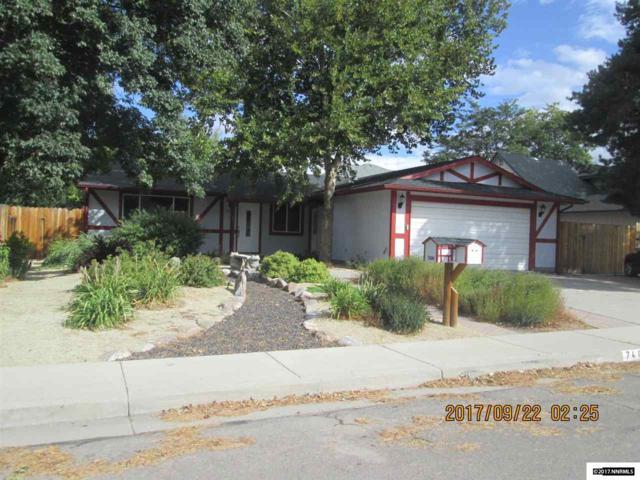 7400 Berryhill, Reno, NV 89511 (MLS #170014093) :: Chase International Real Estate