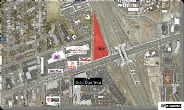 2400 E William Street, Carson City, NV 89701 (MLS #170014318) :: Vaulet Group Real Estate