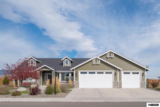 1140 San Marcos Cir, Minden, NV 89423 (MLS #170014507) :: RE/MAX Realty Affiliates