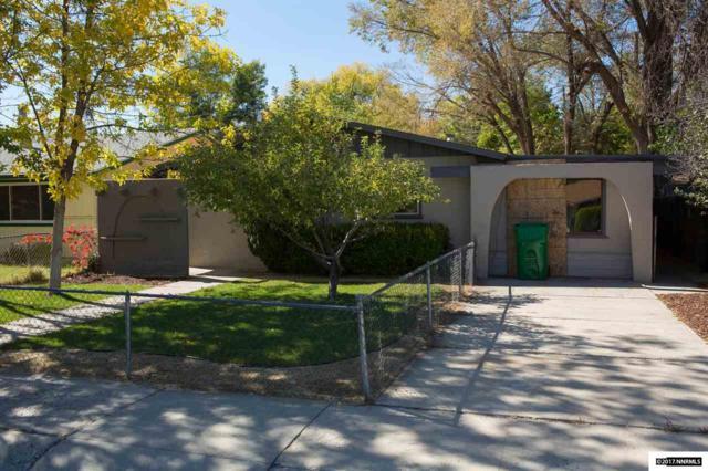 226 N Harbin Avenue, Carson City, NV 89701 (MLS #170014639) :: Joshua Fink Group