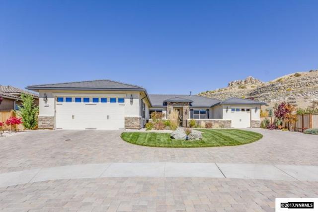 1660 Woodcrest Ct, Reno, NV 89523 (MLS #170014731) :: Ferrari-Lund Real Estate