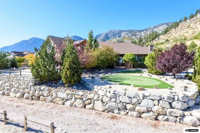 176 Taylor Creek Rd., Gardnerville, NV 89460 (MLS #170014853) :: RE/MAX Realty Affiliates