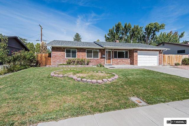 1565 Elizabeth Street, Reno, NV 89509 (MLS #170014868) :: The Mike Wood Team