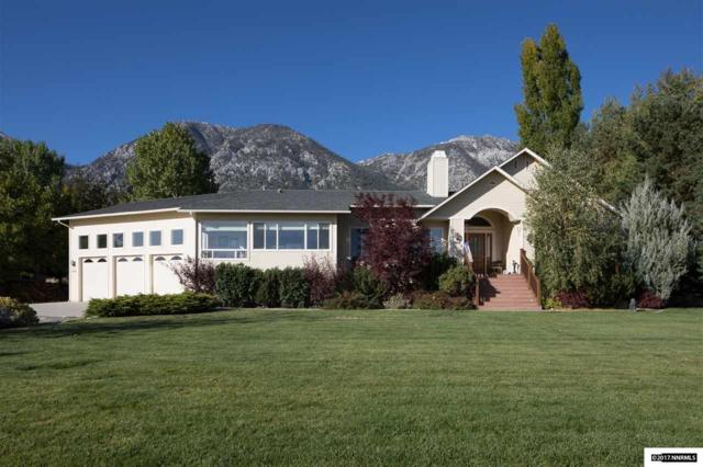 924 Foothill Road, Gardnerville, NV 89460 (MLS #170015007) :: RE/MAX Realty Affiliates