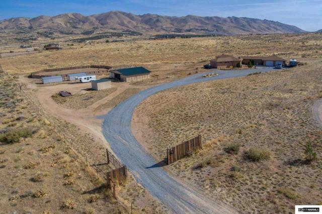 400 Britt Rd, Reno, NV 89508 (MLS #170015013) :: RE/MAX Realty Affiliates