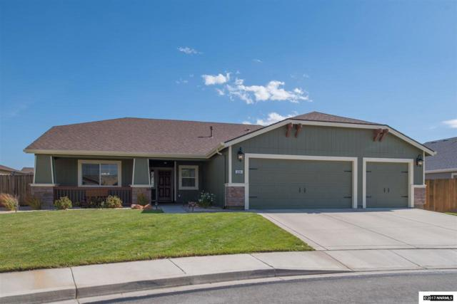 2294 Gorget, Sparks, NV 89441 (MLS #170015059) :: The Mike Wood Team